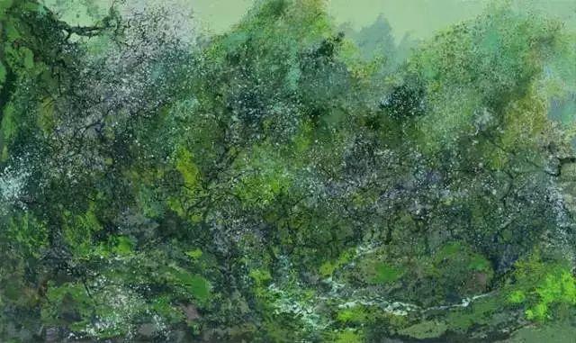 中国油画 40多位名家风景写生插图16