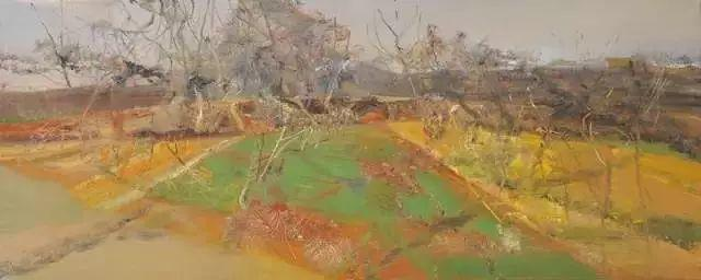 中国油画 40多位名家风景写生插图26