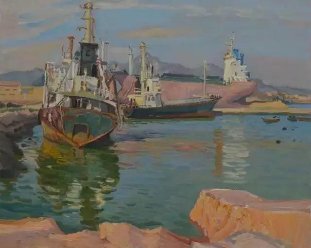 中国油画 40多位名家风景写生插图33