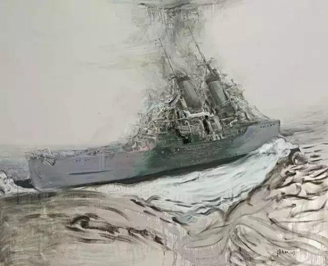 中国油画 40多位名家风景写生插图34