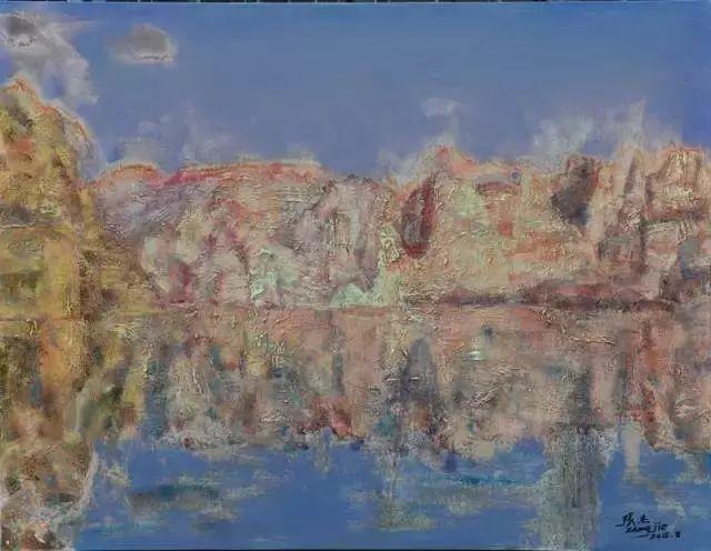 中国油画 40多位名家风景写生插图37