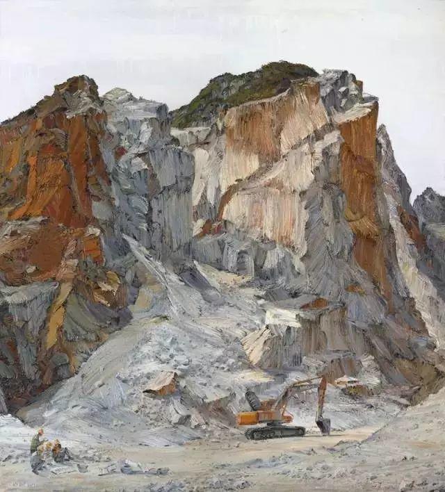 中国油画 40多位名家风景写生插图39