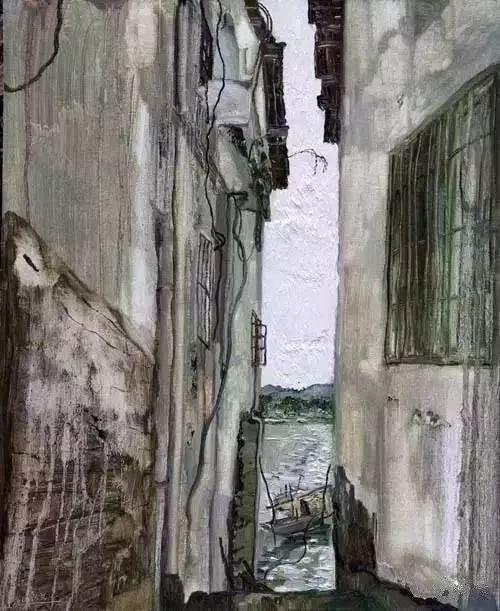 中国油画 40多位名家风景写生插图52
