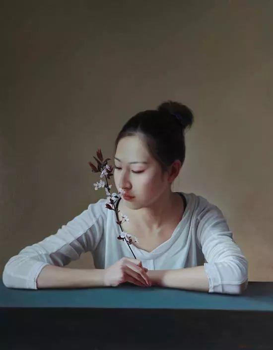 发至内心感动的写实绘画,她就永远赋有生命插图1