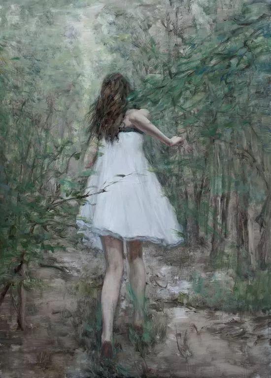 发至内心感动的写实绘画,她就永远赋有生命插图7