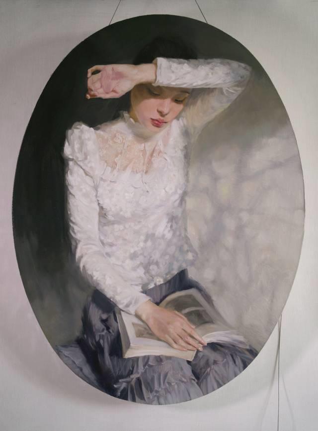 静美如她,用画笔描绘着生活的温馨插图7