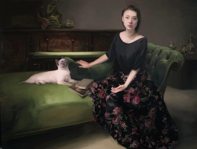 静美如她,用画笔描绘着生活的温馨插图14
