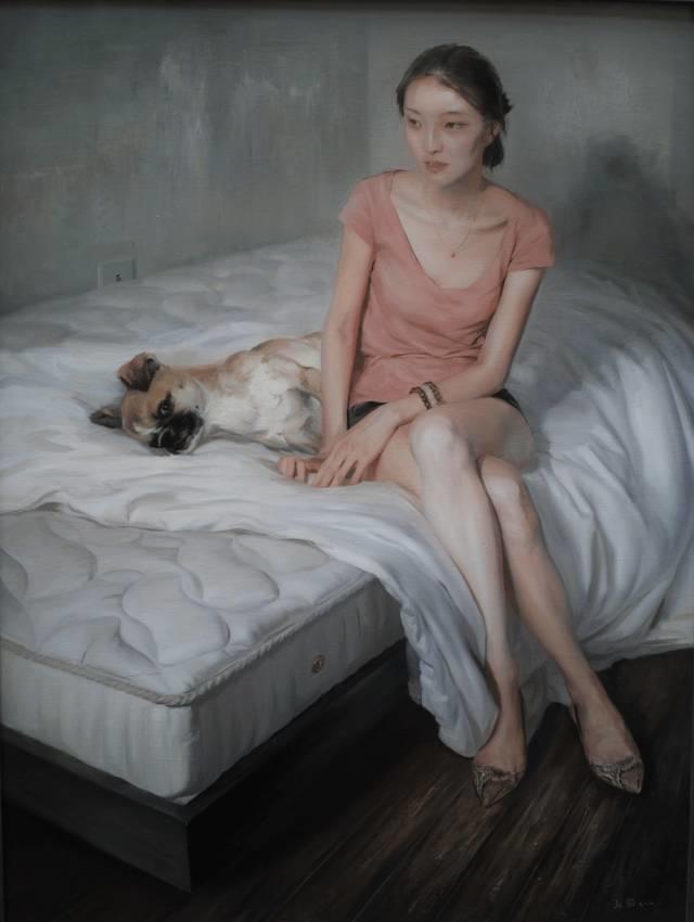 静美如她,用画笔描绘着生活的温馨插图16