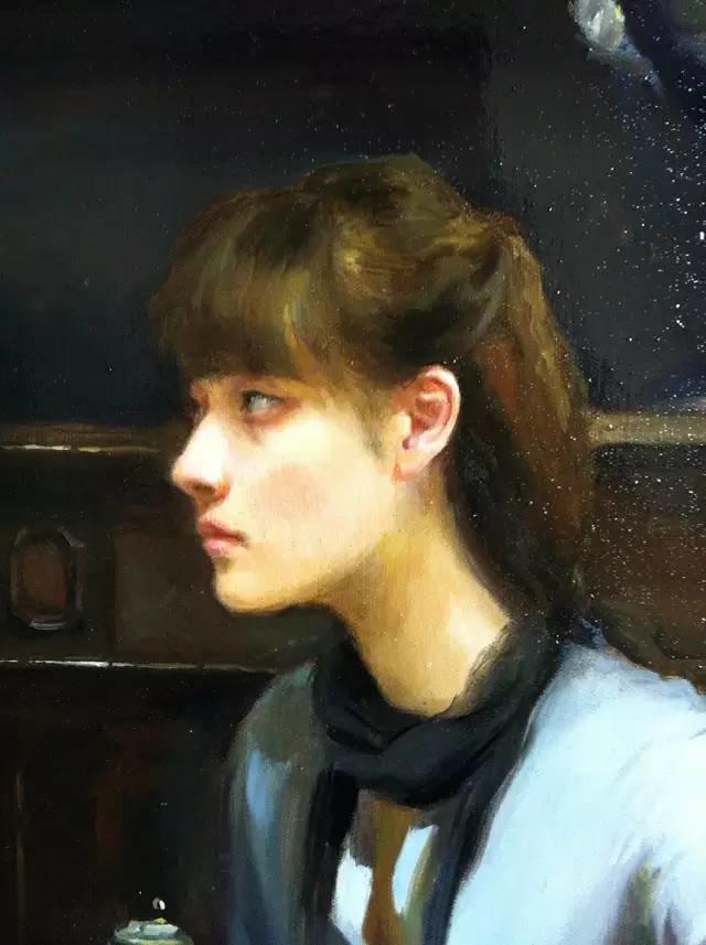 静美如她,用画笔描绘着生活的温馨插图21