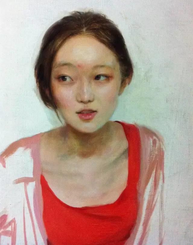 静美如她,用画笔描绘着生活的温馨插图23