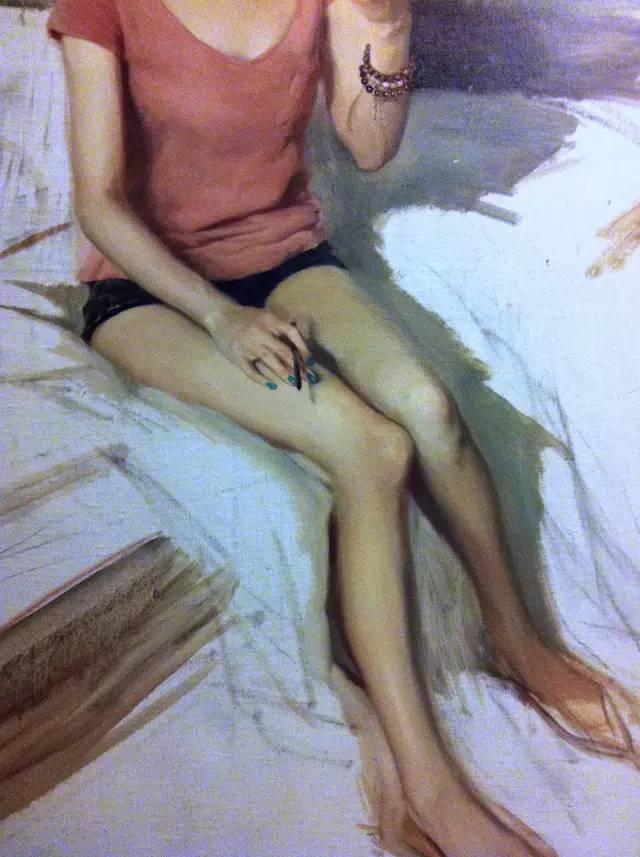 静美如她,用画笔描绘着生活的温馨插图28