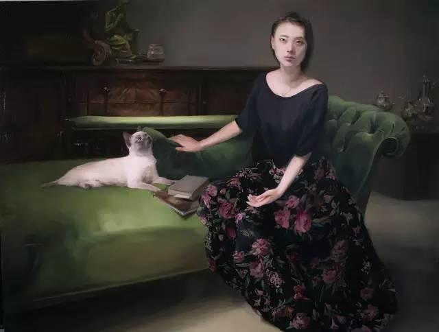 静美如她,用画笔描绘着生活的温馨插图38