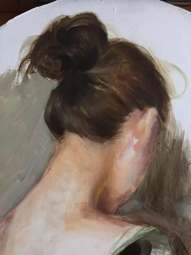 静美如她,用画笔描绘着生活的温馨插图47