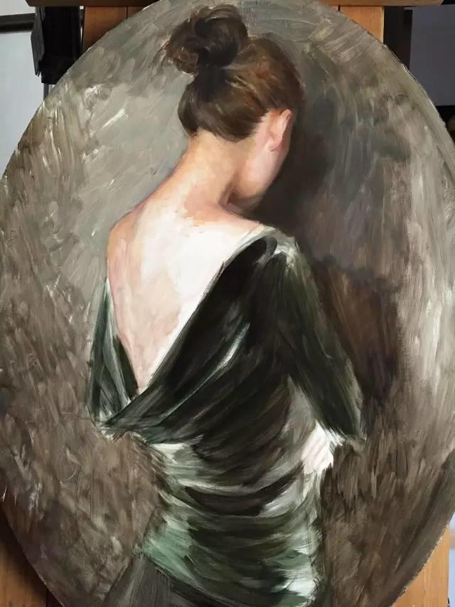 静美如她,用画笔描绘着生活的温馨插图49