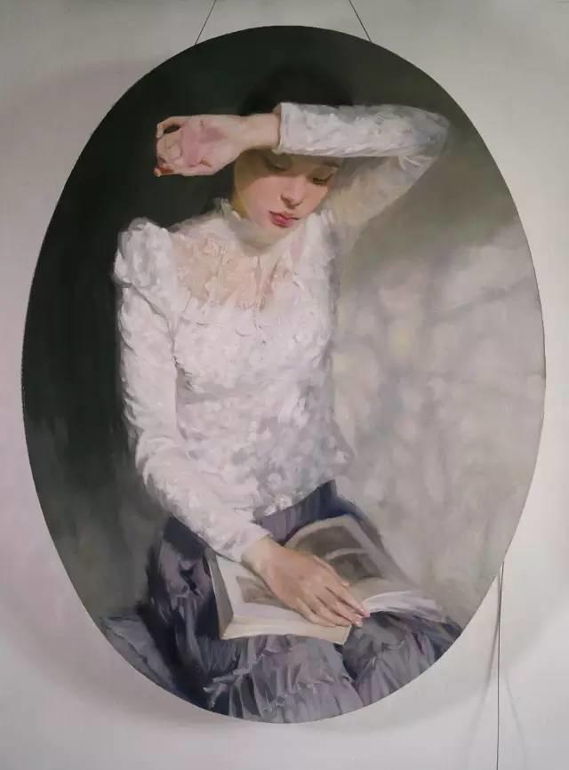 静美如她,用画笔描绘着生活的温馨插图51