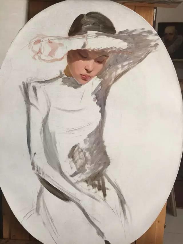静美如她,用画笔描绘着生活的温馨插图52