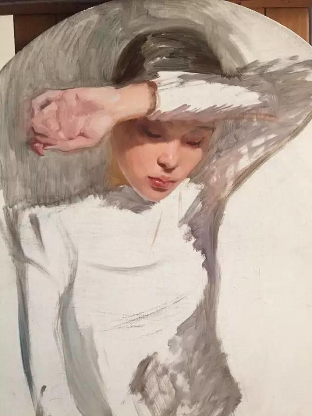 静美如她,用画笔描绘着生活的温馨插图53