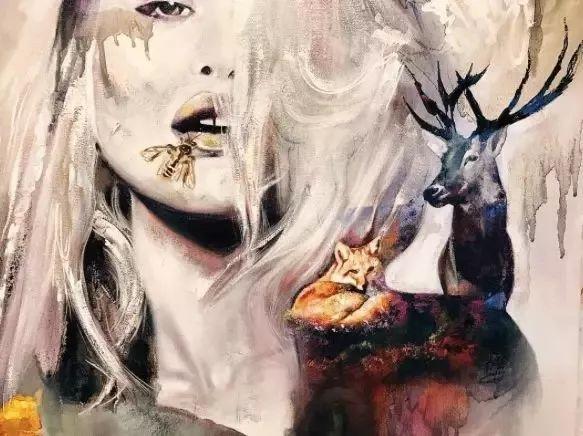 我画我梦,我梦我画——少年女画家Dimitra Milan插图9