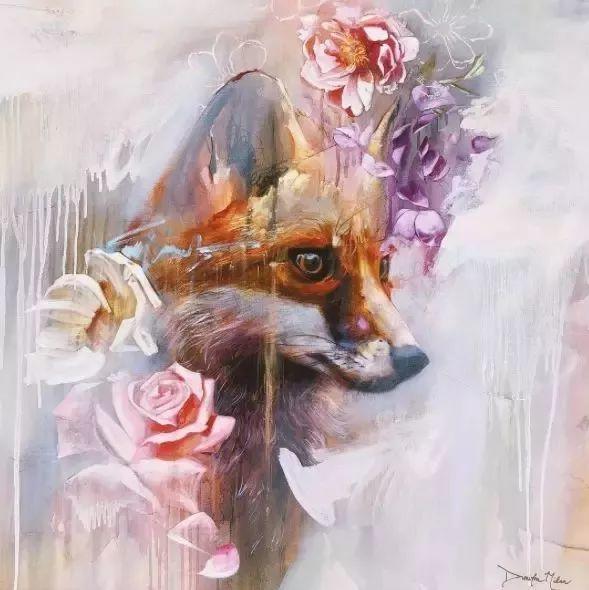 我画我梦,我梦我画——少年女画家Dimitra Milan插图39
