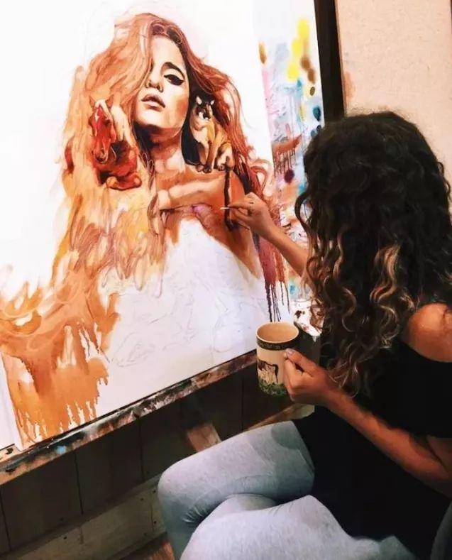 我画我梦,我梦我画——少年女画家Dimitra Milan插图45