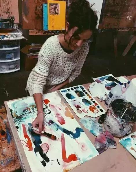 我画我梦,我梦我画——少年女画家Dimitra Milan插图55
