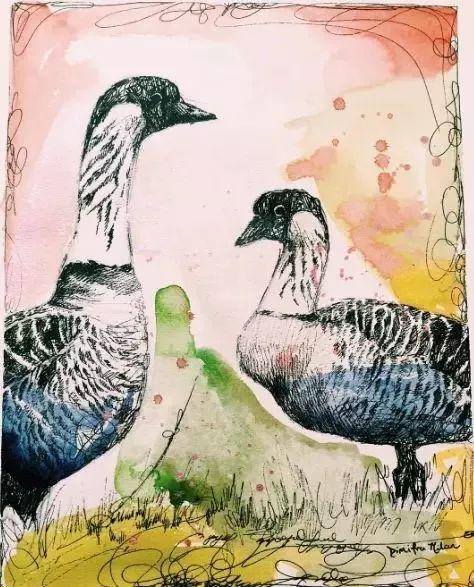 我画我梦,我梦我画——少年女画家Dimitra Milan插图59