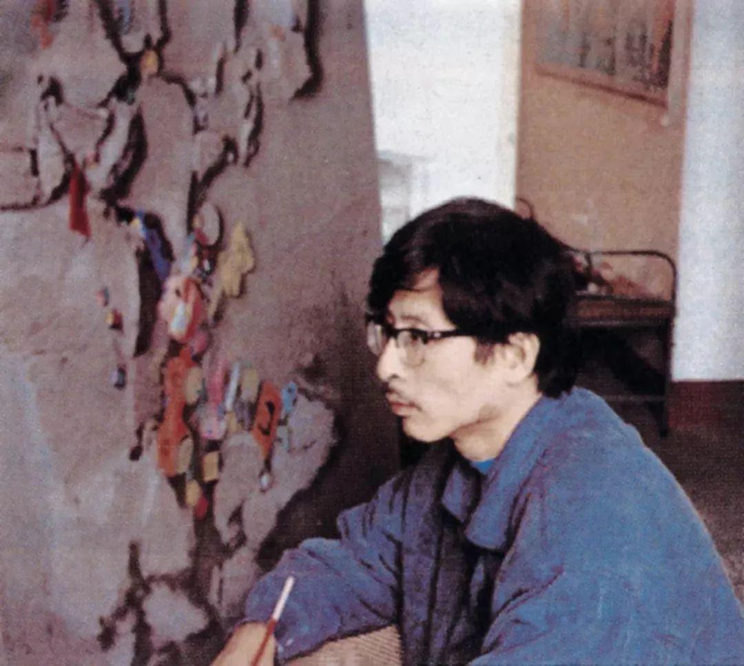 冷军《世纪风景之三》在中国嘉德4370万元成交插图5