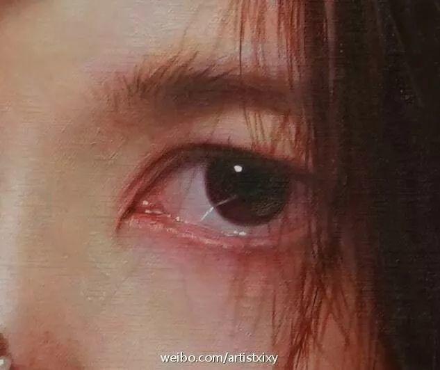 """她被媒界喻为""""荷画美人"""",亦被称为中国最年轻的女画家插图33"""