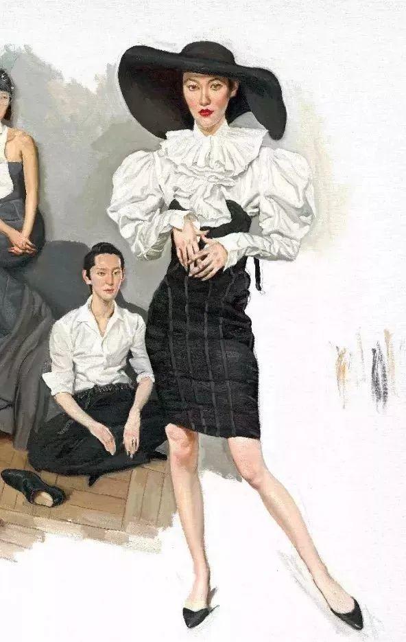 陈丹青:一个画家不会写生是非常危险的插图35