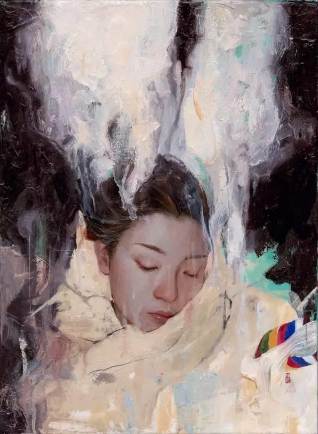东方女性的娇柔与性感——韩国Soey Milk高颜值女画家插图4