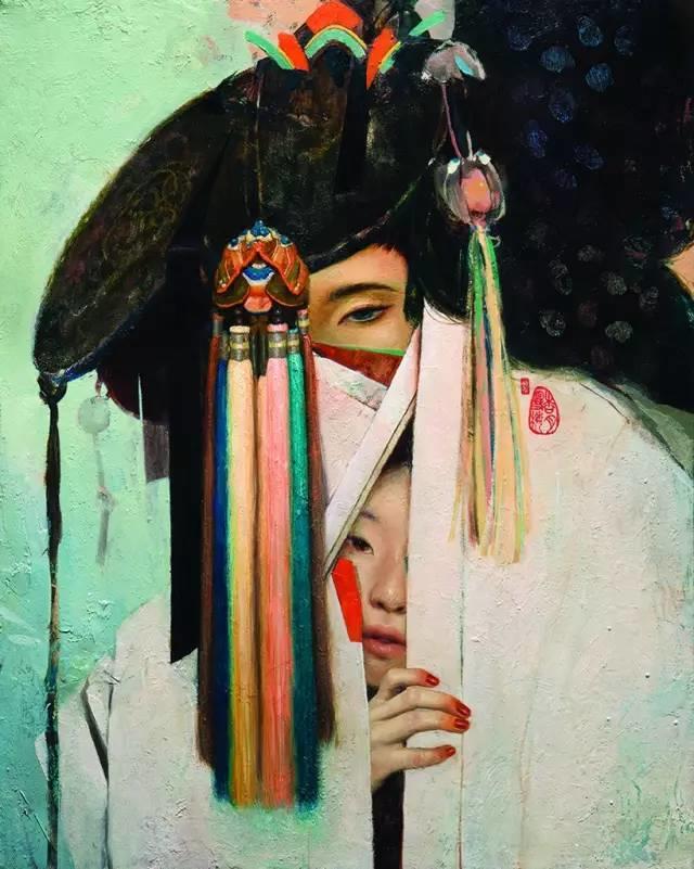 东方女性的娇柔与性感——韩国Soey Milk高颜值女画家插图18