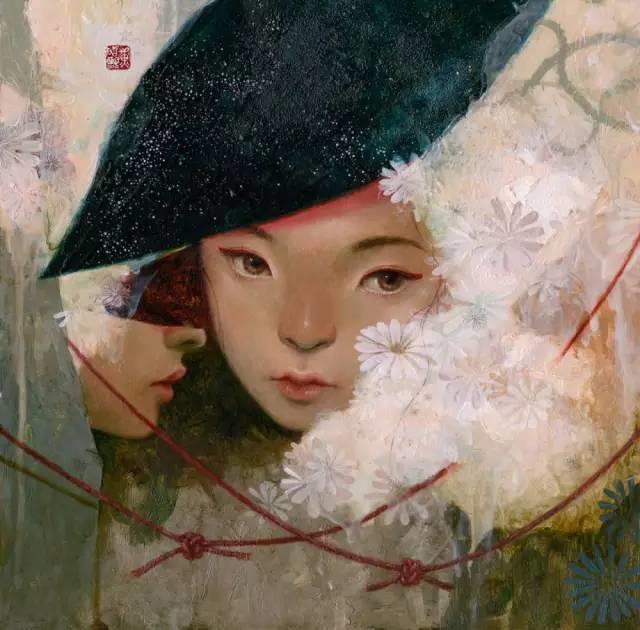 东方女性的娇柔与性感——韩国Soey Milk高颜值女画家插图20