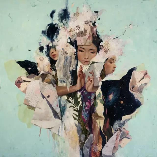东方女性的娇柔与性感——韩国Soey Milk高颜值女画家插图22