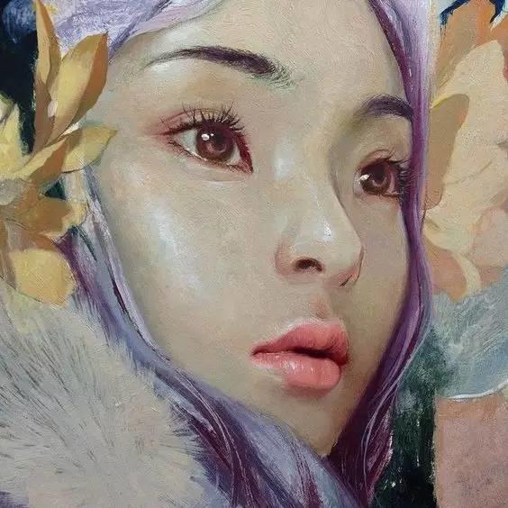 东方女性的娇柔与性感——韩国Soey Milk高颜值女画家插图38