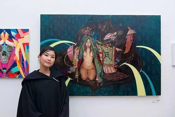 东方女性的娇柔与性感——韩国Soey Milk高颜值女画家插图40