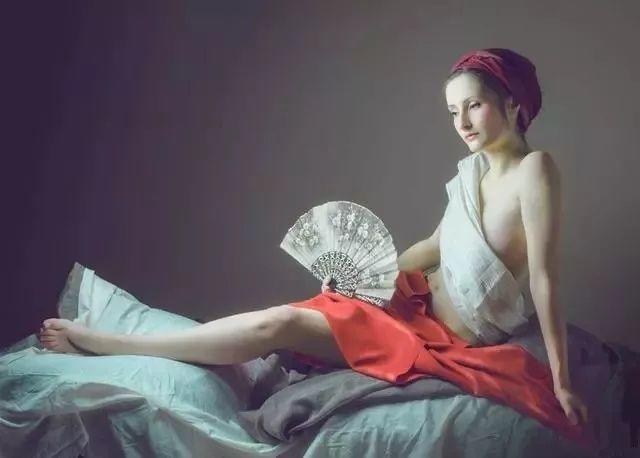 美得像油画——丰腴女人体摄影插图5