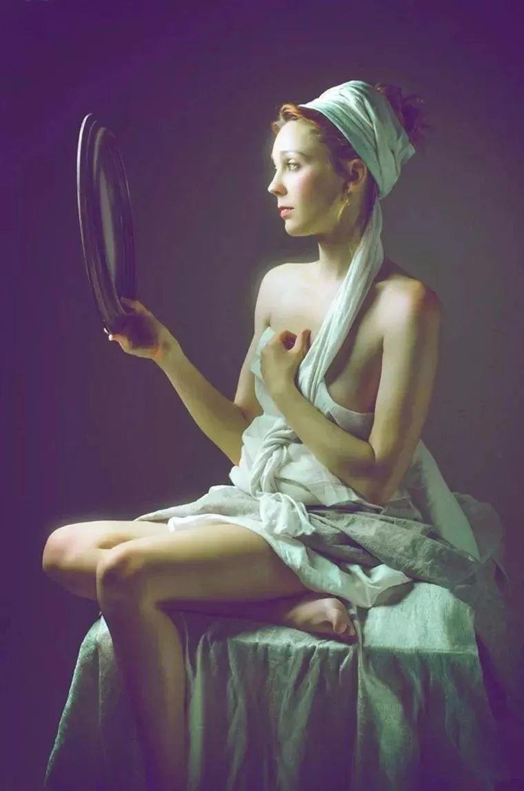 美得像油画——丰腴女人体摄影插图19