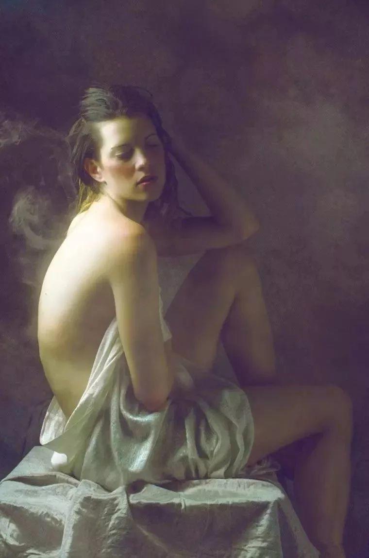 美得像油画——丰腴女人体摄影插图21