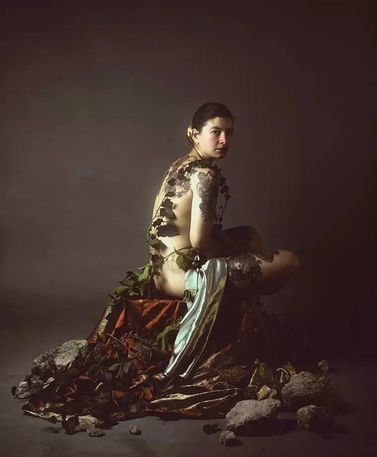 美得像油画——丰腴女人体摄影插图25