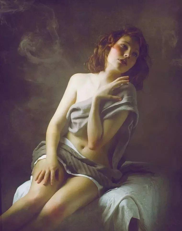 美得像油画——丰腴女人体摄影插图27