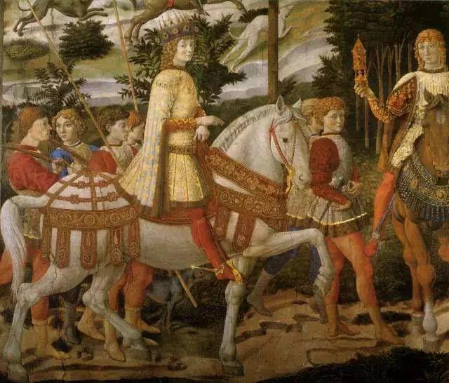 """这个家族400多年的艺术遗产,撑起了一座""""文艺复兴艺术宝库""""!插图9"""