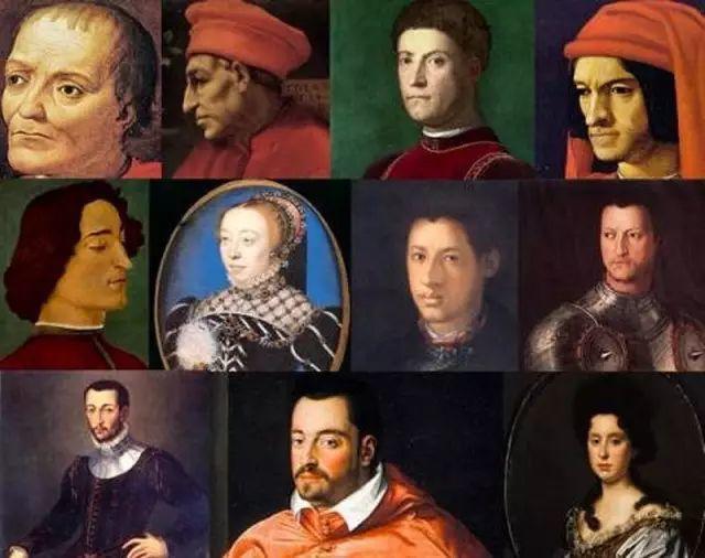 """这个家族400多年的艺术遗产,撑起了一座""""文艺复兴艺术宝库""""!插图13"""