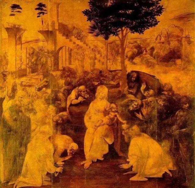 """这个家族400多年的艺术遗产,撑起了一座""""文艺复兴艺术宝库""""!插图35"""