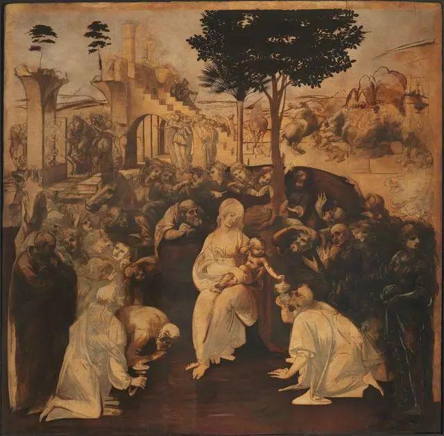 """这个家族400多年的艺术遗产,撑起了一座""""文艺复兴艺术宝库""""!插图36"""