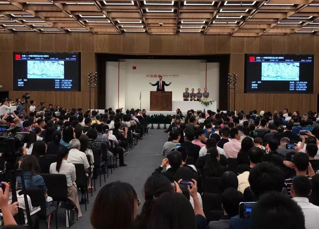 1.4375亿元!吴冠中《狮子林》创其中国画最高价纪录!插图6