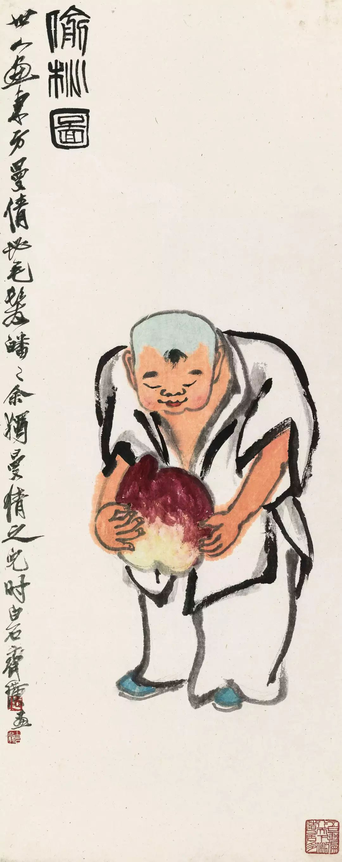 1.4375亿元!吴冠中《狮子林》创其中国画最高价纪录!插图17