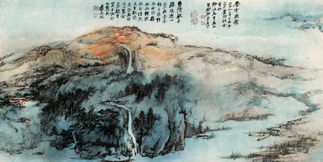 1.4375亿元!吴冠中《狮子林》创其中国画最高价纪录!插图18