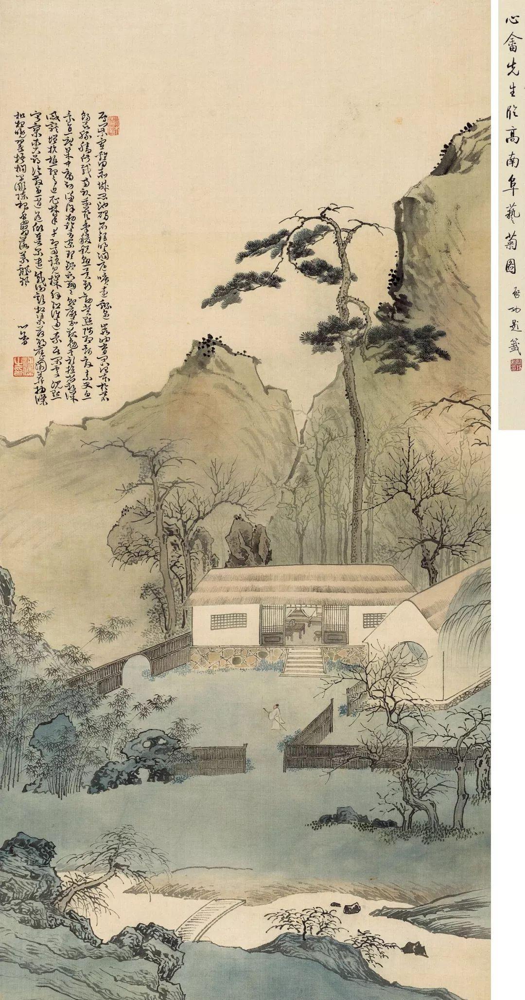 1.4375亿元!吴冠中《狮子林》创其中国画最高价纪录!插图21