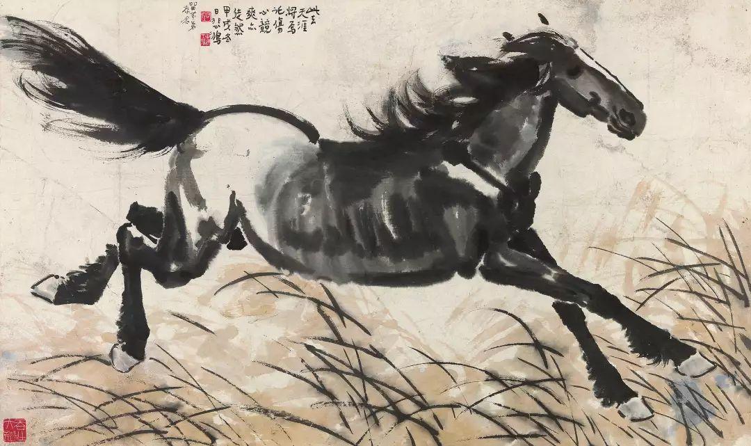 1.4375亿元!吴冠中《狮子林》创其中国画最高价纪录!插图27