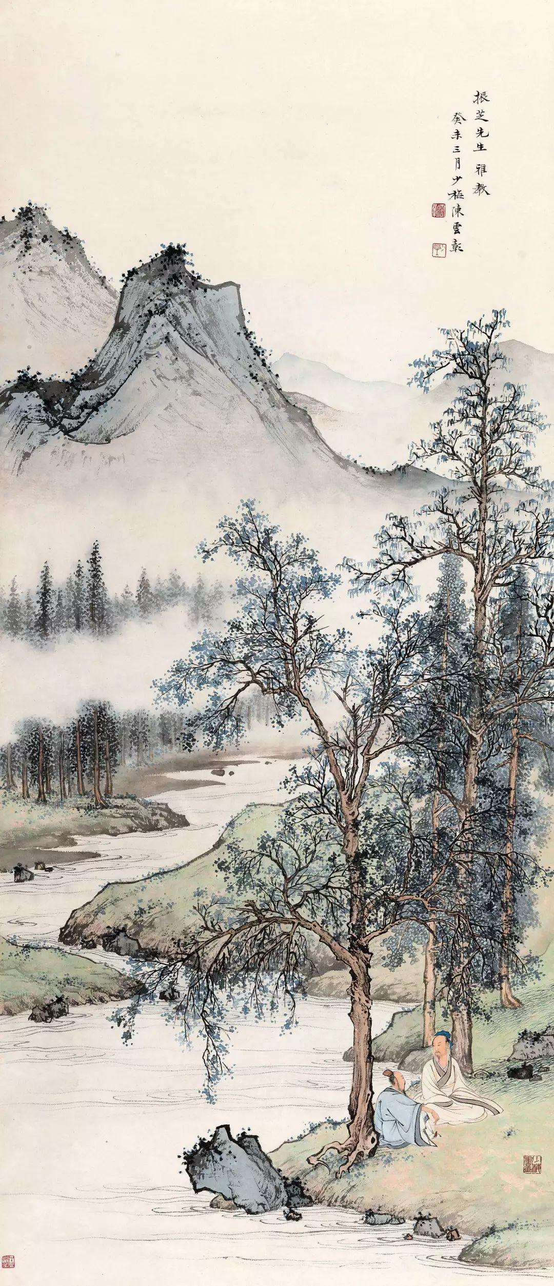 1.4375亿元!吴冠中《狮子林》创其中国画最高价纪录!插图32